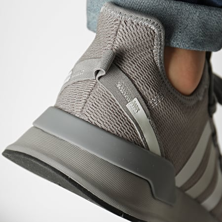adidas - Baskets U Path Run EG5332 Grey Three Grey One Met Grey