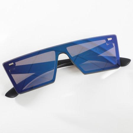 Classic Series - Lunettes De Soleil 026015 Bleu Noir