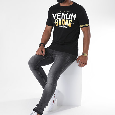 Venum - Tee Shirt Boxing Classic 20 03857 Noir