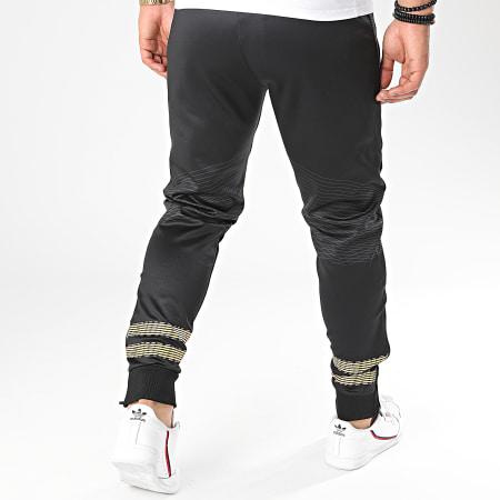 Venum - Pantalon Jogging Club 182 03522 Noir Doré