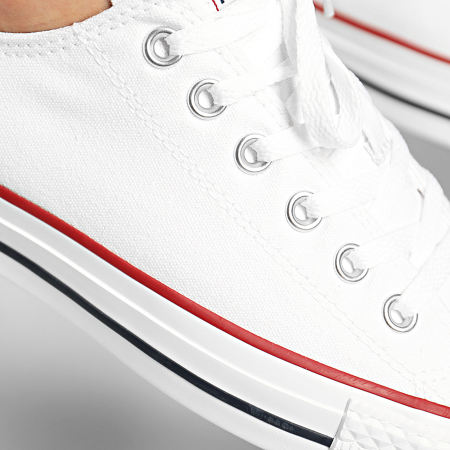 Converse - Baskets Classic Low Top M7652 Optical White