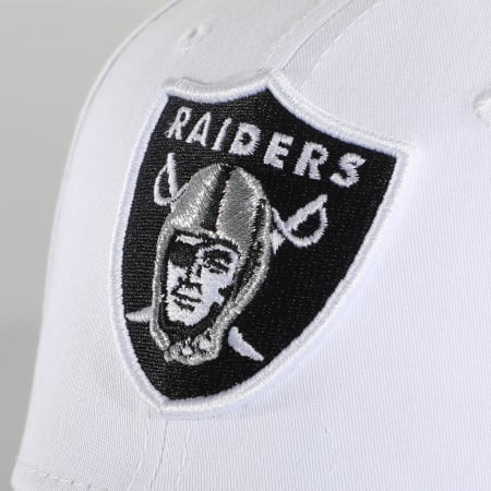 New Era - Casquette 9Fifty Las Vegas Raiders 950 12380772 Blanc