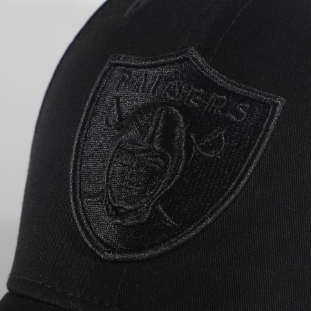 New Era - Casquette 9Forty Las Vegas Raiders Black On 940 12381208 Noir