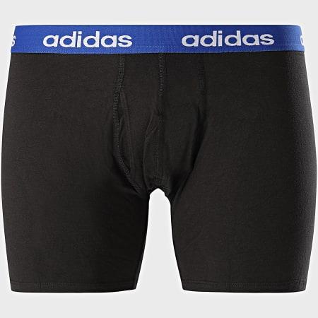 adidas - Lot De 3 Boxers FS8393 Noir