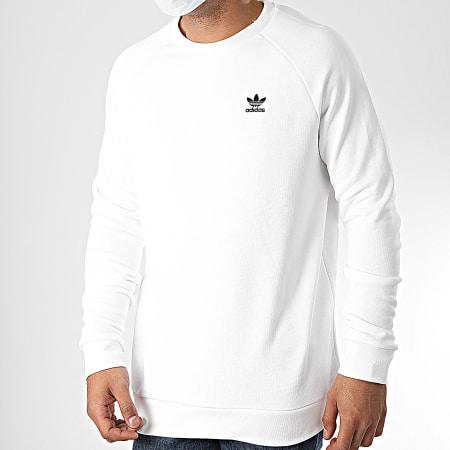 adidas - Sweat Crewneck Essential ED6208 Blanc