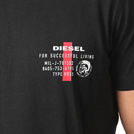 Diesel - Tee Shirt Diego A00628-0LAYY Noir
