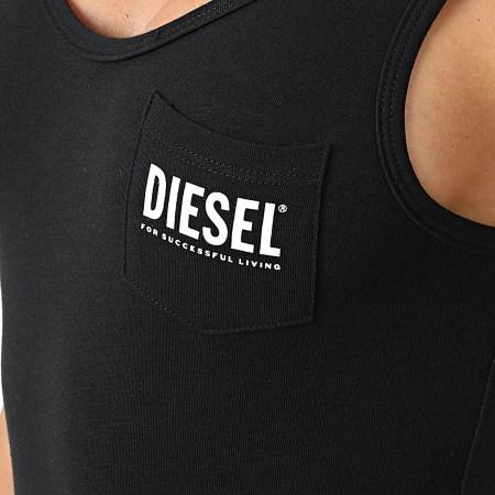 Diesel - Body Débardeur Femme A00020-0NAZU Noir