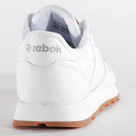 Reebok - Baskets Femme Classic Leather 49803 White Gum