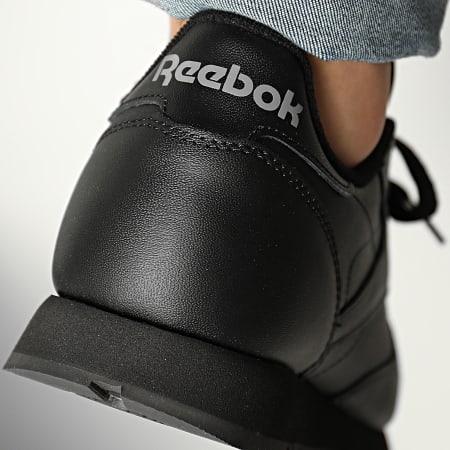 Reebok - Baskets Classic Leather 2267 Intense Black