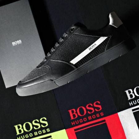 BOSS By Hugo Boss - Baskets Cosmopool Tenn 50432768 Noir