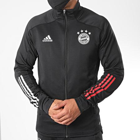 adidas - Ensemble De Survêtement FC Bayern FR5366 Noir