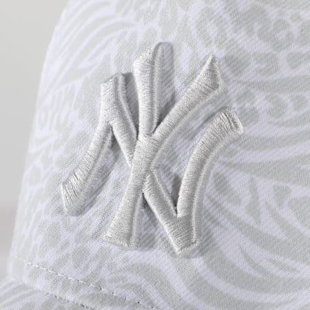 New Era - Casquette Trucker Hook 12380778 New York Yankees Blanc