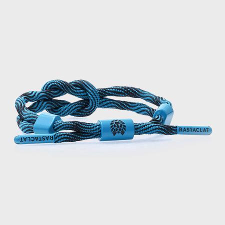 Rastaclat - Bracelet Shuffle Gris Noir