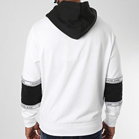 Calvin Klein Jeans BLOCKING LOGO TAPE HOODIE Sweat à