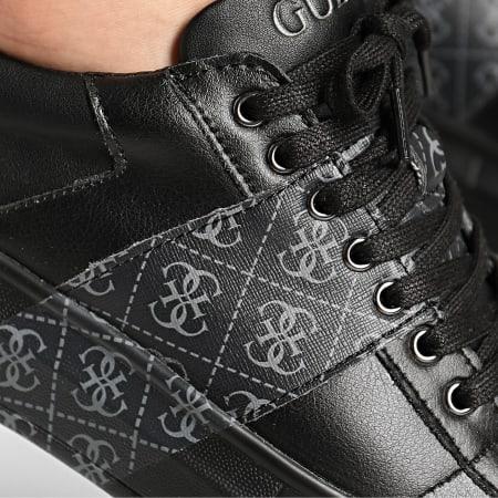 Guess - Baskets FM7SAIFAL12 Black Grey