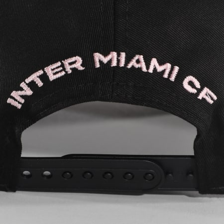 New Era - Casquette 9Forty 70574149 Inter Miami Noir Rose