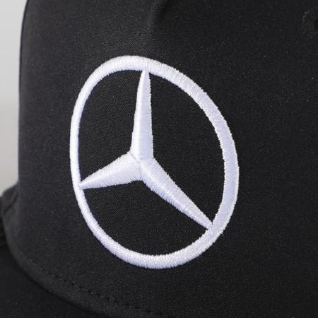 AMG Mercedes - Casquette Snapback Lewis Driver 141101077 Noir