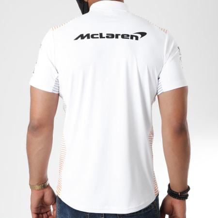 Mc Laren - Polo Manches Courtes 334801034 Blanc