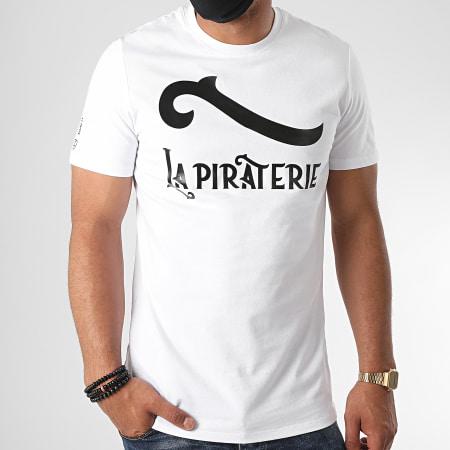 La Piraterie - Tee Shirt Outlaw Blanc