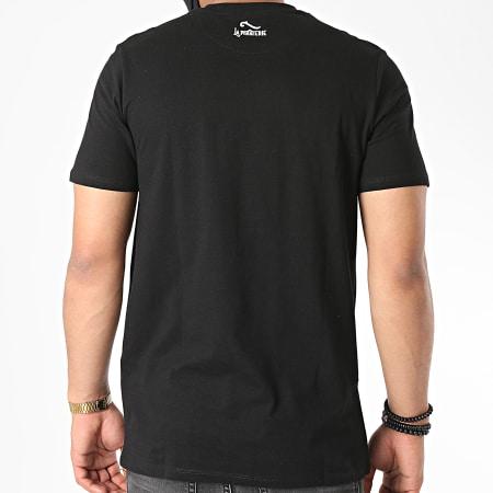 La Piraterie - Tee Shirt Dhow Noir