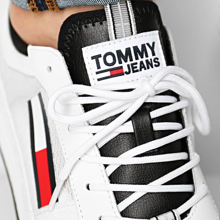 Tommy Jeans - Baskets Gradient Flexi Runner EM0EM00489 Black