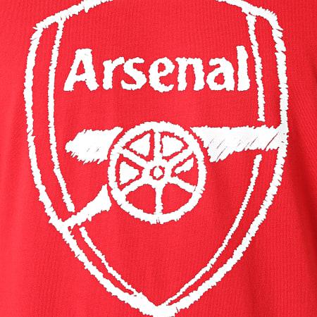 adidas - Tee Shirt Arsenal FC DNA FQ6913 Rouge