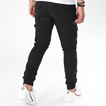 John H - Jogger Pant XQ01 Noir