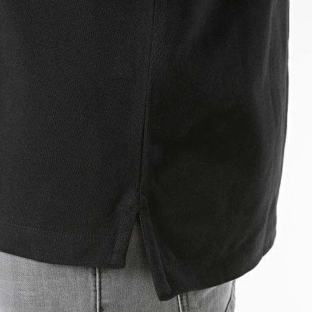Tommy Jeans - Polo Manches Courtes Classics Solid 7196 Noir