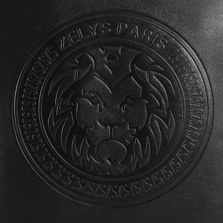 Zelys Paris - Sacoche CDG Noir