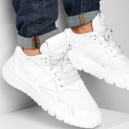 adidas - Baskets Nite Jogger FV1267 Footwear White