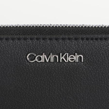 Calvin Klein - Portefeuille Femme Must 6698 Noir