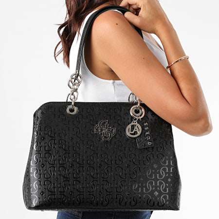 Guess - Sac A Main Femme SG774610 Noir - LaBoutiqueOfficielle.com