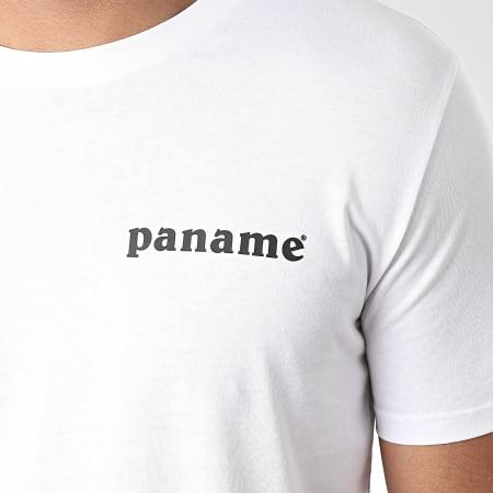 Luxury Lovers - Tee Shirt Paname Back Blanc