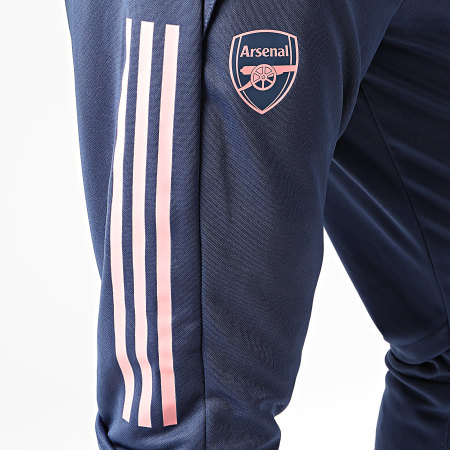 adidas - Pantalon Jogging A Bandes Arsenal FC FQ6177 Bleu Marine