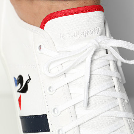 Le Coq Sportif - Baskets AceOne 2010284 Optical White Dress Blues