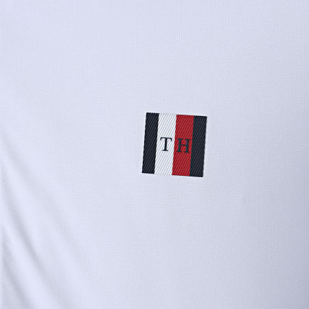 Tommy Hilfiger - Veste Zippée Modern Essential 4273 Blanc