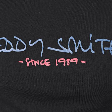 Teddy Smith - Tee Shirt Manches Longues Ticlass Basic Noir