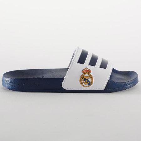 adidas - Claquettes Adilette Shower Real Madrid FW7073 Bleu Marine