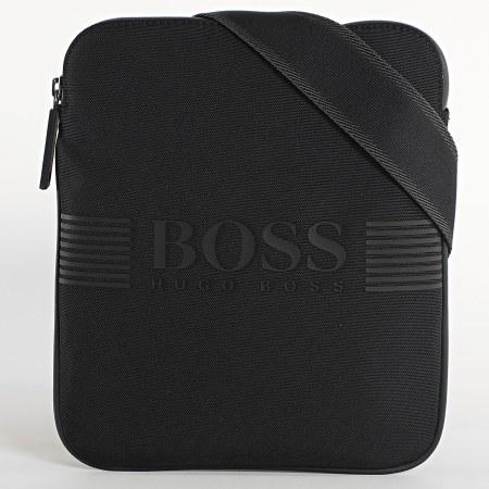 BOSS By Hugo Boss - Sacoche Pixel 50332705 Noir