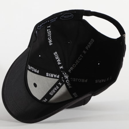Project X - Casquette Not For Resale Noir