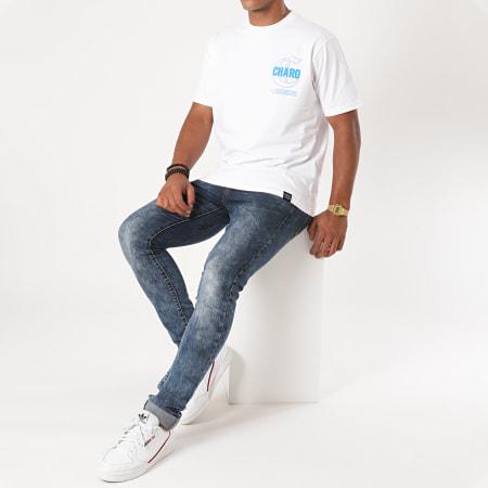Charo - Tee Shirt Terrain Blanc