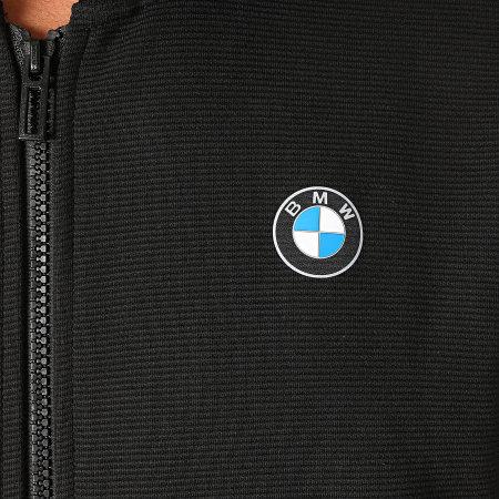 Puma - Sweat Zippé Capuche BMW Motorsport 598001 Noir
