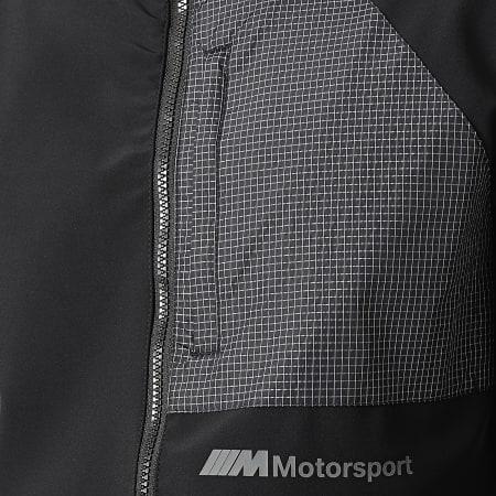 Puma - Veste Zippée Capuche BMW Motorsport RCT 597980 Noir
