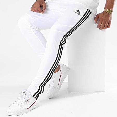 adidas Pantalon Jogging A Bandes Tiro16 DZ8767 Ecru