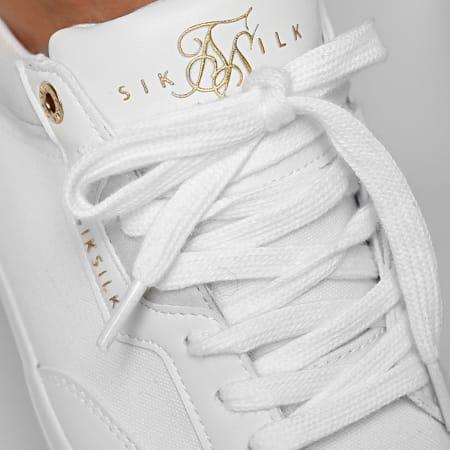 SikSilk - Basket Endurance 17791 White