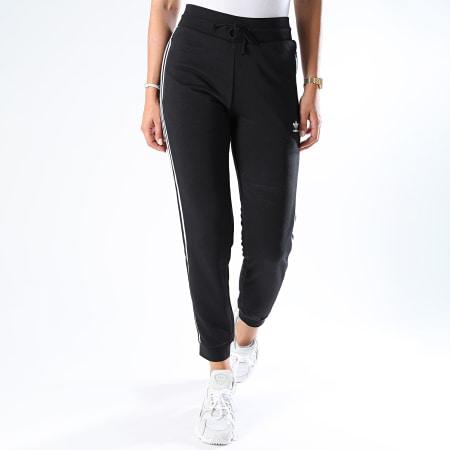 adidas - Pantalon Jogging Slim A Bandes GD2255 Noir
