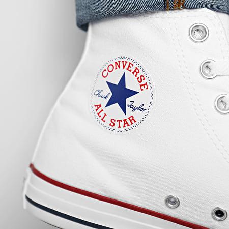 Converse - Baskets Chuck Taylor All Star Classic High Top M7650 Optical White