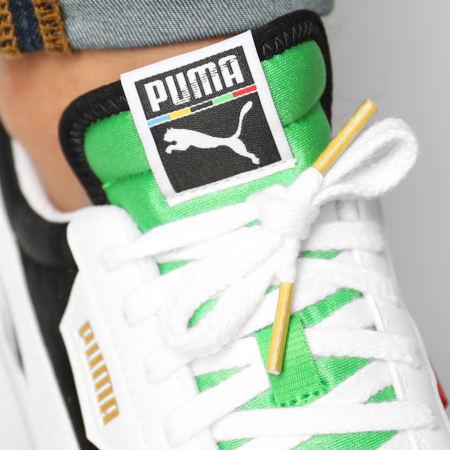 Puma - Baskets Future Rider 373384 Puma White Puma Black