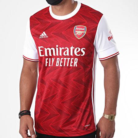 adidas - Tee Shirt Arsenal FC EH5817 Rouge Blanc