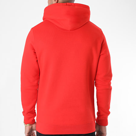 Da Uzi - Sweat Capuche Logo Rouge